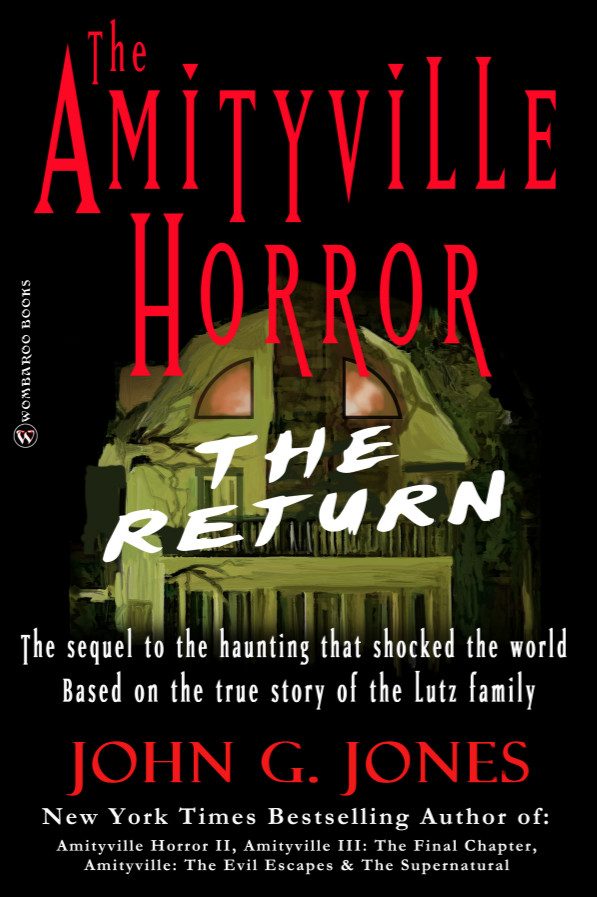 Amityville Horror Book